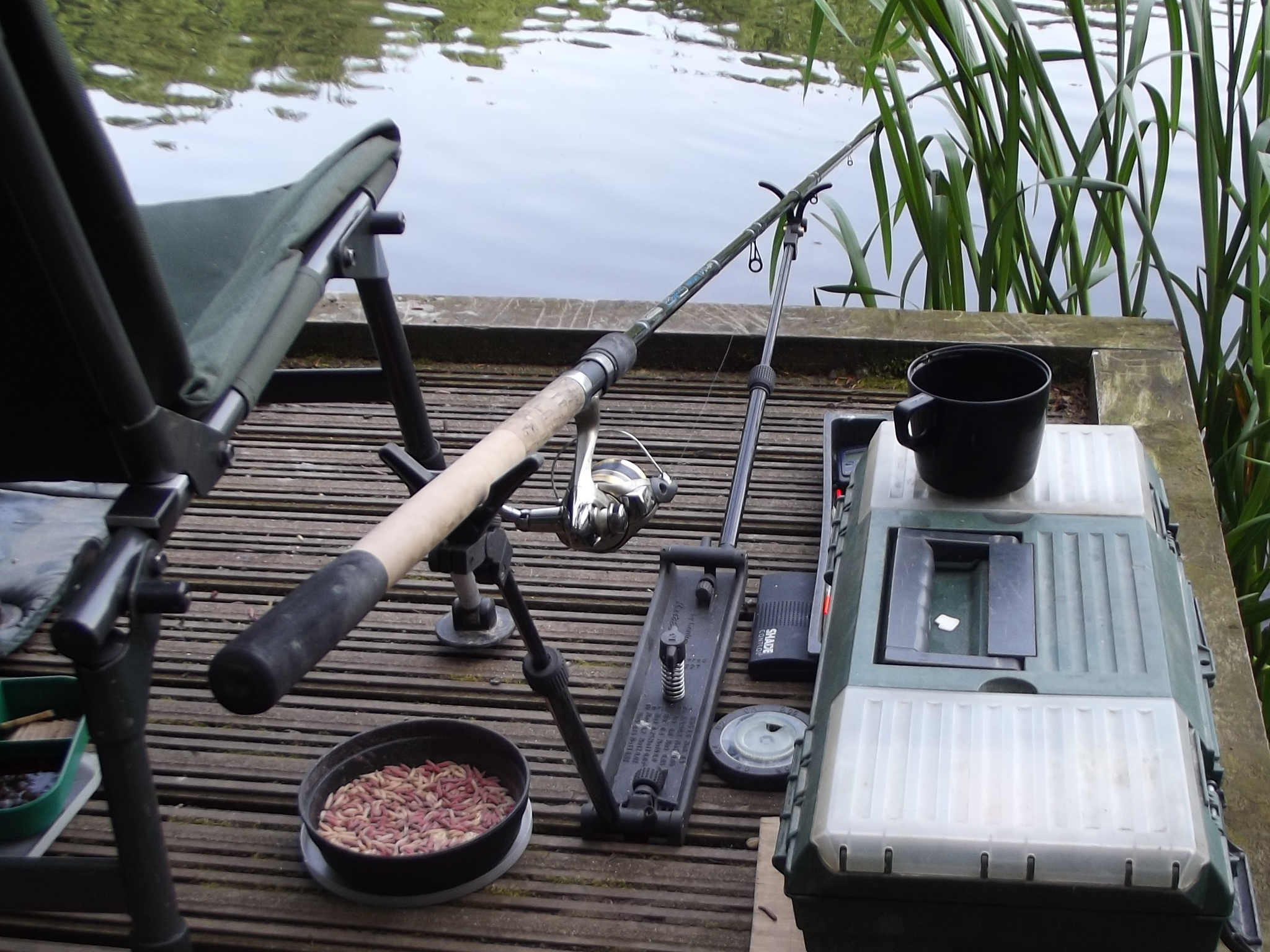3d printed fishing rod rest for Most expensive fishing rod